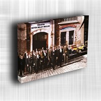 Doku Canvas Baskı Atatürk Atge-006/ 60*50