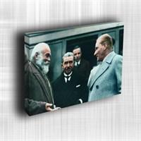 Doku Canvas Baskı Atatürk Atge-021/ 50*50