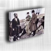 Doku Canvas Baskı Atatürk Atge-023/ 50*50