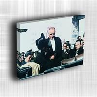 Doku Canvas Baskı Atatürk Atge-030/ 50*50