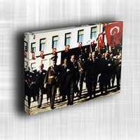 Doku Canvas Baskı Atatürk Atge-042/ 60*50