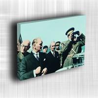 Doku Canvas Baskı Atatürk Atge-048/ 50*50