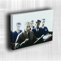 Doku Canvas Baskı Atatürk Atge-066/ 35*50