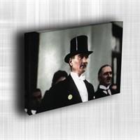 Doku Canvas Baskı Atatürk Atge-069/ 35*50