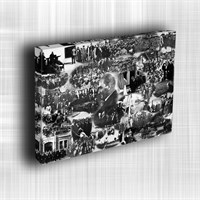 Doku Canvas Baskı Atatürk Atge-094/ 60*50