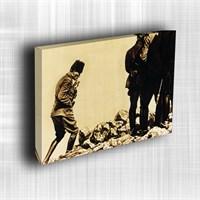 Doku Canvas Baskı Atatürk Atge-115/ 50*50