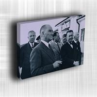 Doku Canvas Baskı Atatürk Atge-118/ 35*50