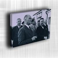 Doku Canvas Baskı Atatürk Atge-118/ 60*50