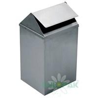 Sallanır Kapak Çöp Kovası 25 Lt