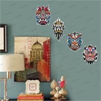 Dekorjinal Duvar Sticker Dck243