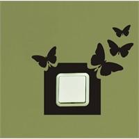 Dekorjinal 6 ' Lı Priz Sticker Pr09