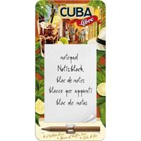 Nostalgic Art Cuba Libre Magnetli Not Defteri