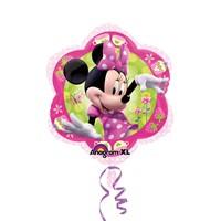 KullanAtMarket Minnie Mouse Orta Boy Folyo Balon 35 Cm X 38 Cm 1 Adet