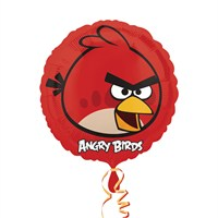 KullanAtMarket Angry Birds Folyo Balon 43 Cm 1 Adet