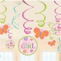 Pandoli Baby Girl Süs Dalgası 12 Adet