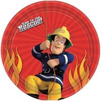 Pandoli Fireman Sam Tabak 23 Cm 8 Adet