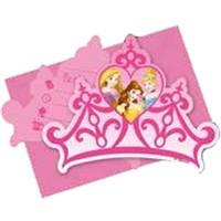 Pandoli I'm Princess Davetiye Ve Zarf 6 Adet