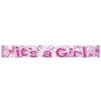 Pandoli Its A Girl Folyo Afiş
