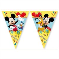 Pandoli Mickey Carnival Bayrak Set