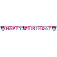 Pandoli Minnie Dots Happy Birthday Set