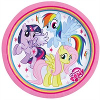 Pandoli My Little Pony Rainbow Tabak 8 Adet
