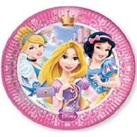 Pandoli Prenses Glamour Tabak 23 Cm 8 Adet