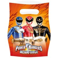 Pandoli Power Rangers Parti Çantası 6 Adet