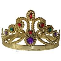 Pandoli Sarı Renk Prenses Tacı