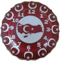 Bk 25Cm Çini Saat