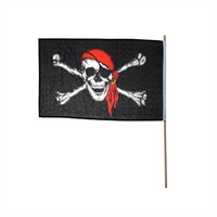 KullanAtMarket Korsan Bayrak 1 Adet
