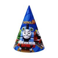 KullanAtMarket Thomas ve Arkadaşları Külah Şapka 6 Adet
