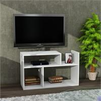 Dekorister Carica Tv Sehpası Beyaz