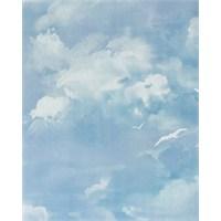 Garaj 5604-14 İthal Bulut Desenli Çocuk Odası Duvar Kağıdı