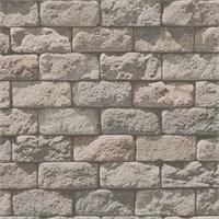 Garaj 95834-2 İthal Tuğla Desenli Duvar Kağıdı