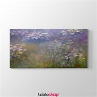 Tabloshop Claude Monet - The Water Lily Pond Tablosu