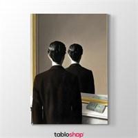 Tabloshop Rene Magritte - Reproduced Tablosu