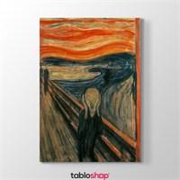 Tabloshop Edvard Munch - Çığlık Tablosu