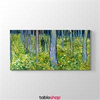 Tabloshop Van Gogh - Two Figures Tablosu