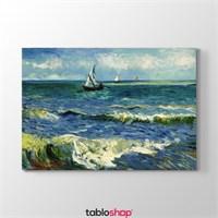 Tabloshop Van Gogh - Saint Remy Deniz Tablosu