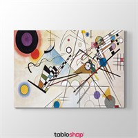 Tabloshop Wassily Kandinsky - Composition Vııı Tablosu