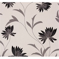Garaj 95720-1 Modern Çiçekli İthal Duvar Kağıdı