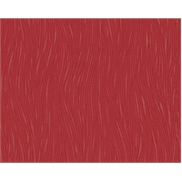 Garaj 3073-30 Simli Kırmızı İthal Duvar Kağıdı