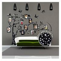 Artikel Lovely Family-1 Kadife Duvar Sticker 6027 Adet Kristal Taş
