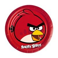 KullanAtMarket Angry Birds Tabak 8 Adet
