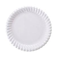 Kullanatmarket Beyaz Karton Tabak 23 Cm 25 Adet