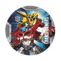KullanAtMarket Transformers 2 Tabak 8 Adet