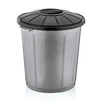 50 Lt Yuvarlak Çöp Kovası