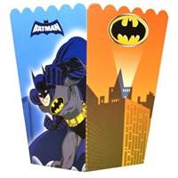 Parti Şöleni Batman Popcorn Kutusu