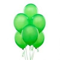 Parti Şöleni Yeşil Balon 20 Adet