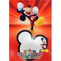 Parti Şöleni Mickey Mouse Hoşgeldin Panosu